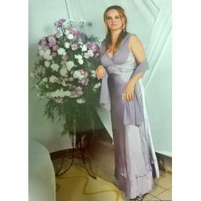 Vestido De Formatura Lilás