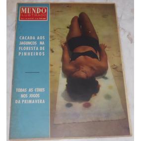 O Mundo Ilustrado Nº 44 - Out/1957 - Cesar Lattes, Sputnik