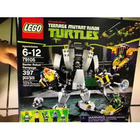Lego Turtles 79105