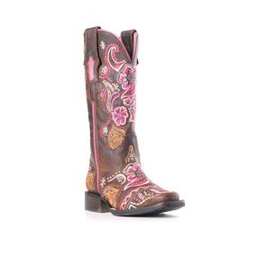 5e5cad88b72d9 Bota Goyazes Feminina Western Dallas - Sapatos no Mercado Livre Brasil