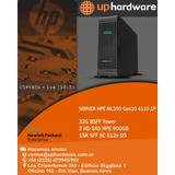 Server Hpe Ml350 Gen10 4110 1p 32g 8sff Tower 2 Hd Sas Hpe