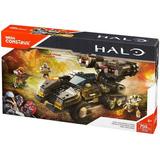 Mega Construx Halo Unsc Wolverine Charge 759pcs Día Del Niño