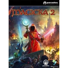 Magicka 2 - Steam Key Ativação Online - Game Original Steam