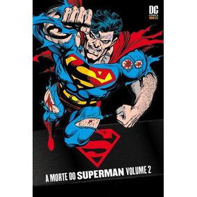 A Morte Do Superman Volume 2 - Capa Dura - Dc Comics