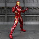 Figura Iron Man Civil War Articulado