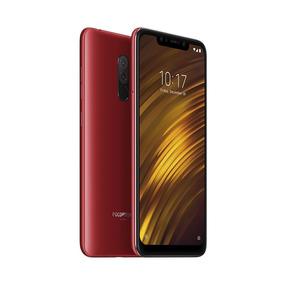 Celular Xiaomi Pocophone F1 Versión Global 128gb 6 Ram Rojo
