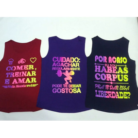 328431adfb Kit C 15 Revenda Regatas Femininas Fitness Academia Atacado