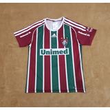 Camisa Fluminense Infantil 10 Anos - Camisas de Futebol no Mercado ... 7e981520d4105