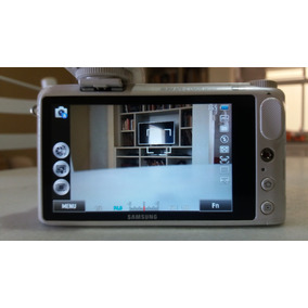 Máquina Fotográfica Samsung Nx2000