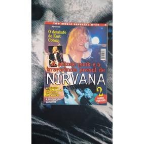 Poster Gigante Nirvana Super Raro