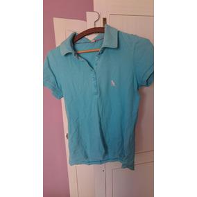 87a4b237e5  brechó  Camisa Polo Feminina Side Walk M (usada)