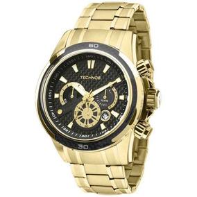 e67605f350c Pulseira Technos Ts Carbon - Joias e Relógios no Mercado Livre Brasil