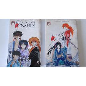 Rurouni Kenshin Cronicas Da Era Meiji Nºs 1 Ao 16