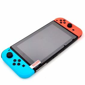 Película De Vidro Para Tela Nintendo Switch - Pronta Entrega