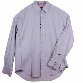 Camisa Robert Graham Laundered Para Hombre Talla Xl