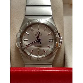 9561940077fc Reloj Omega De Cuarzo Hombre - Relojes en Mercado Libre México