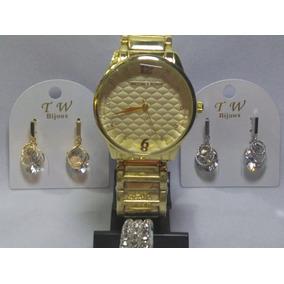 d3a906b0381 Crj Bijuterias Masculino - Relógios De Pulso no Mercado Livre Brasil