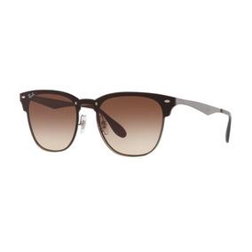 347ec50a989e3 Óculos Solar Ray Ban Blaze Clubmaster Rb3576 041 13 Original. R  519