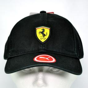 Gorras Ferrari Originales Negras en Mercado Libre México feaa3d6ac83