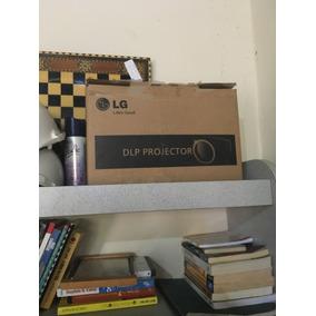Proyector Lg Bs 275 Negro