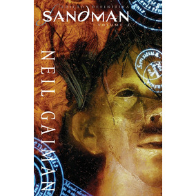 Hq Sandman Edição Definitiva Vol 4 - Panini