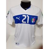Camisa Milan Pirlo 21 - Camisas de Futebol no Mercado Livre Brasil 7bef29c776bd5