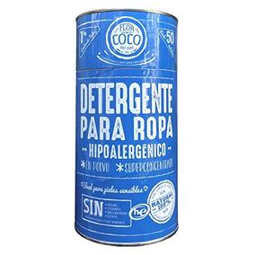 Detergente En Polvo Para Lavadora. Ecológico. Hipoalergénic