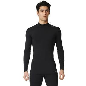 Camiseta De Compressão Masculina adidas Tf Base Mock Ai3357 f60dd9057444c