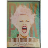 Pink- The Truth About Love Tour: Live From Melb /dvd Nuevo