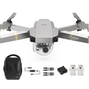 Drone Dji Mavic Pro Platinum Rb Camara 4k Plegable Oferta