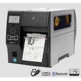 Impressora Zebra Zt410 Usada Térmica Etiqueta Funcionando