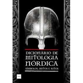 Dicionario De Mitologia Nordica Livro Langer