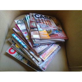 Lote Revista Casa E Casa Claudia - 20 Edições! Baixou!