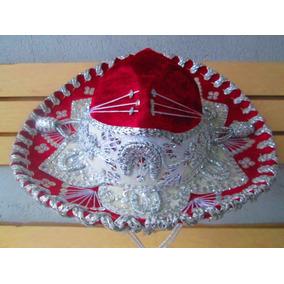 Venta De Sombrero De Charro Rojo en Mercado Libre México c5c2144cb803
