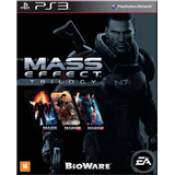 Mass Effect Trilogy Ps3 Original Playstation 3 Digital 3pack