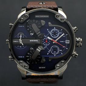 89e7306ddc22 Reloj Diesel Dz1618 Marrón - Relojes en Mercado Libre México