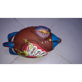 Balon De Futbol Americano Mad Balls Blurp Balls Street Shark db67f317fbbdd