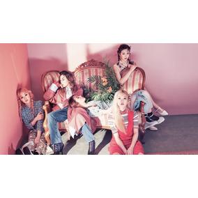 Kpop 1 Poster Red Velvet Tamanho A4