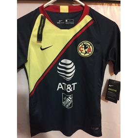 a998e2505 Jersey Nike Aguilas Del America 100%original 2018-2019 Niño