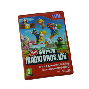New Super Mario Bros Wii - Original - Europeu
