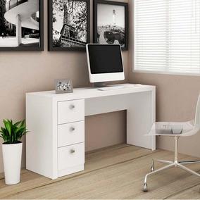 Mesa Para Escritório Me4102 - Tecno Mobili - Branco