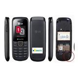Celular Lg A275 Raro,nacional,2chip,entrada Antena,lanterna