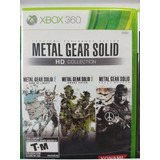 Metal Gear Hd Collection