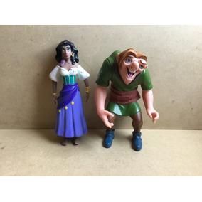 Figuras Jorobado De Notre Dame Disney Coleccion Unicos Raros