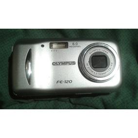 Cámara Fotográfica Marca Olympus 6.0 Megapixel