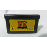 Juego Original Game Boy Advance Donkey Kong King Of Swing