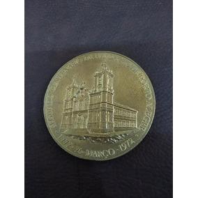 Castelo Antiguidade Medalha 2° Centenário Porto Alegre 1972