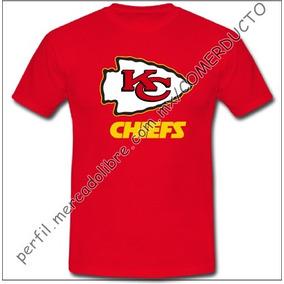 Playera Kansas City Chiefs Playera Chiefs Playeras Nfl Fgsa