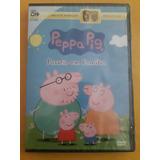 Dvd Peppa Pig - Passeio Em Família - Novo Original E Lacrado