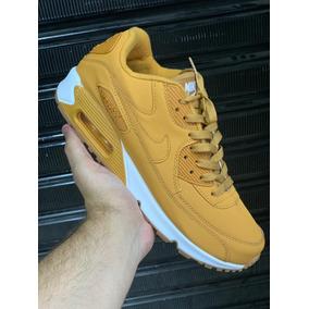 3b0b743ff59 Air Max 90 Preto Com Dourado Nike 41 - Nike Outros Esportes para ...